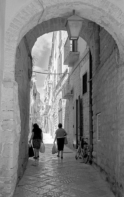Trani - Alley