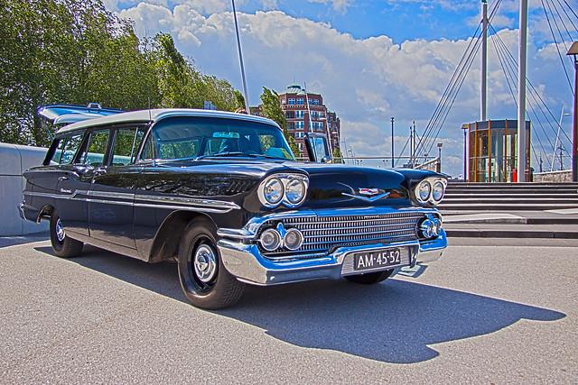 Chevrolet Brookwood 1958 (8583)