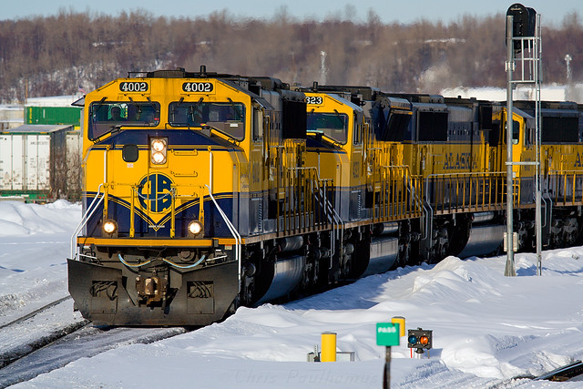 ARR 4002 Anchorage 16 Mar 12