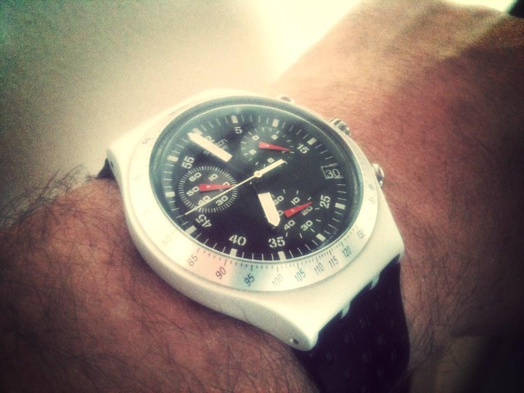 Flickr Nota Swatch Hermana Reloj No… WildlyUn De Mi Regalo NkZPnX08wO