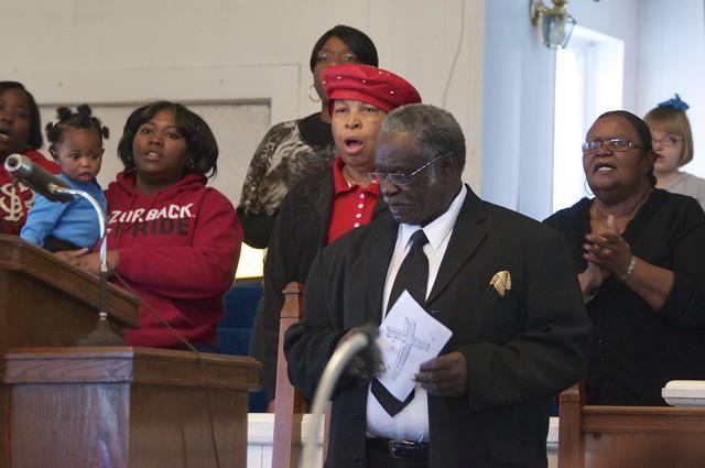 Pastor & Choir