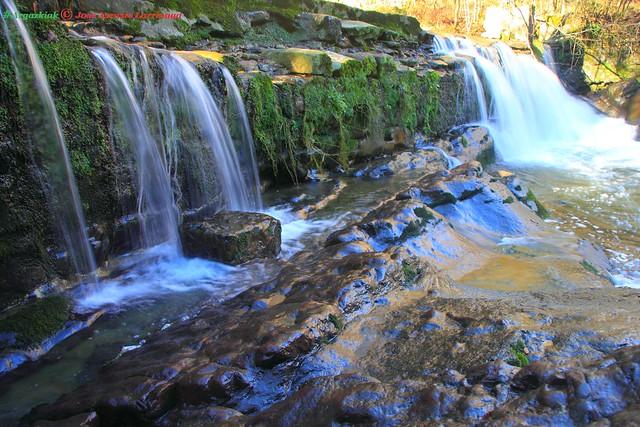 Cascada . Efecto Seda #Photography #Foto #Flickr 30