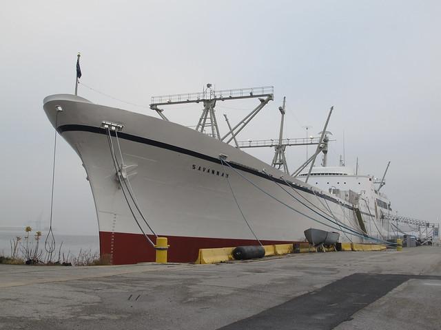 Nuclear Ship NS Savannah - Baltimore, Maryland