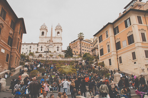 Spanish Steps | by thepismire