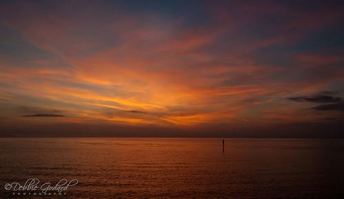 sunset beach nature landscape bay pier alabama fairhope mobilebay beautifulearth escc nikond300s camerasouth debbiegodard imagesofbaldwincounty
