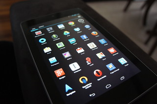 Nexus 7 App Icon Grid | by ashkyd