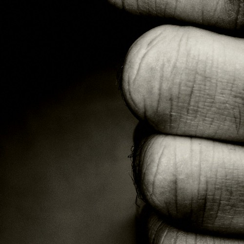blackandwhite bw hand phone razrmaxx flickrandroidapp:filter=none stopmakingfunofmyhairyknucklesjoe