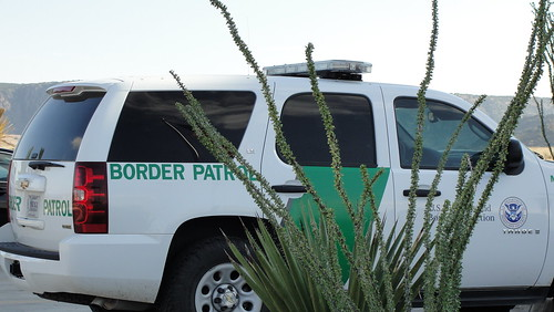 Border Patrol, Alpine, Texas | by Frank Heinz IV