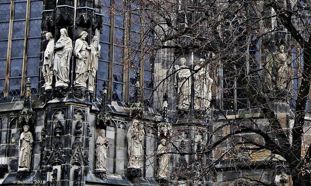 Aachener Dom - Outdoor