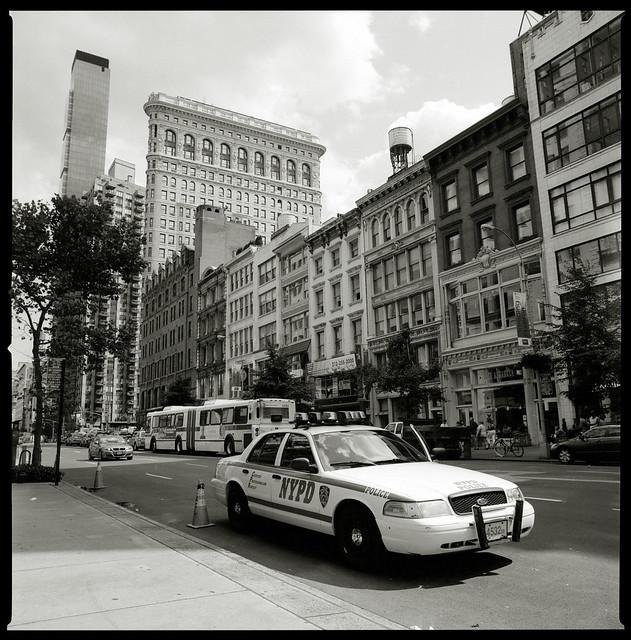 Flat Iron Building - NEW YORK