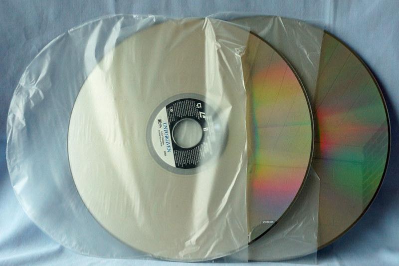 DSC02045 Unforgiven Starring Clint Eastwood Laser Disc