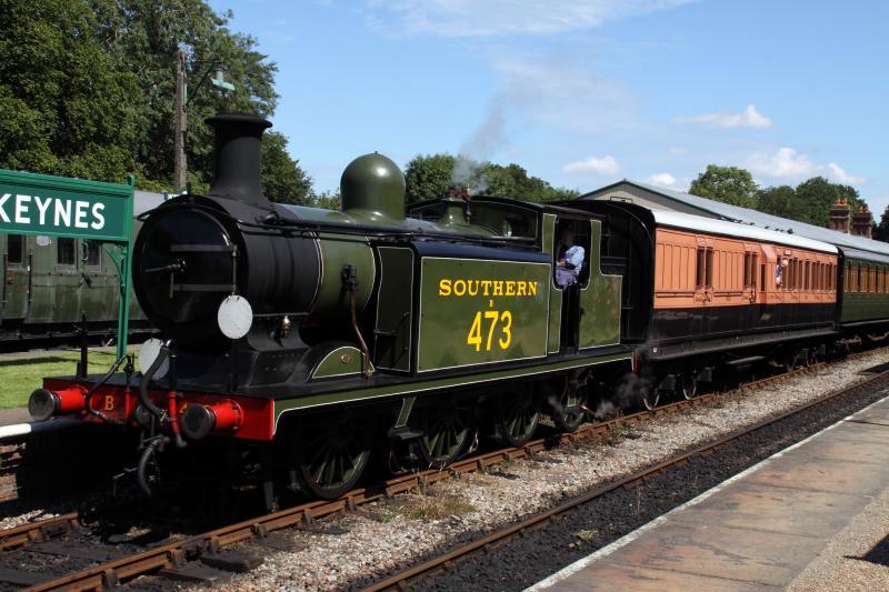 2012-07-22-001 V1 Bluebell Railway Ex LBSC 'E4' class 0-6