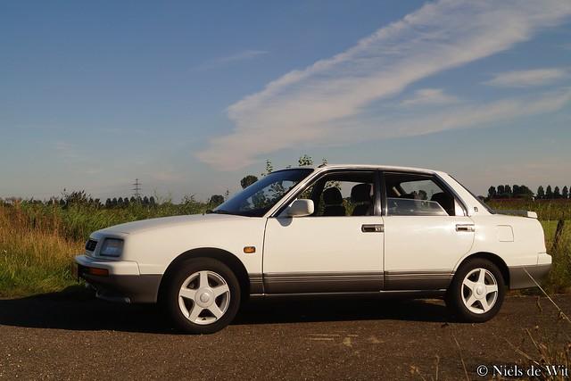 My 1996 Daihatsu Applause Tokyo Limited