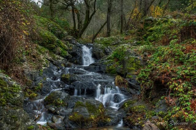 Campbell Creek Cascade