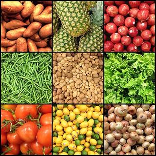 Produce   by bdesham