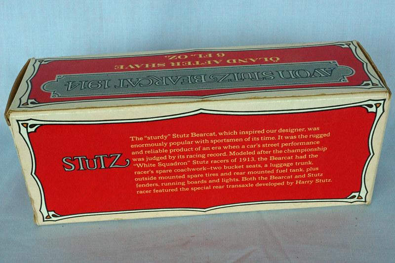 DSC01959 1974-1977 Avon Stutz Bearcat 1914 Aftershave Decanter