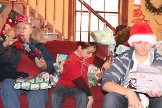 A Family Christmas Mystery