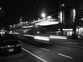 blurry bus mcdonalds 2 P1033416.JPG | by roland