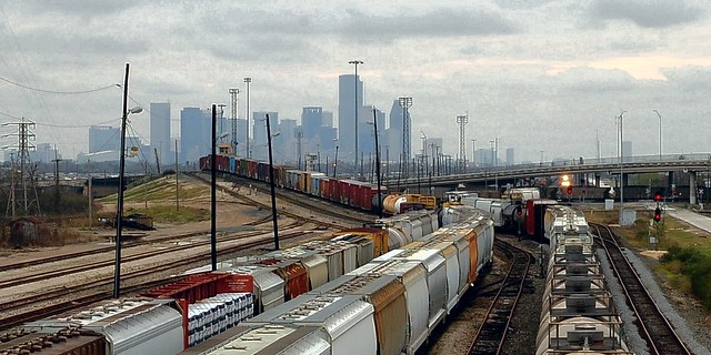 Union Pacific Englewood Yard