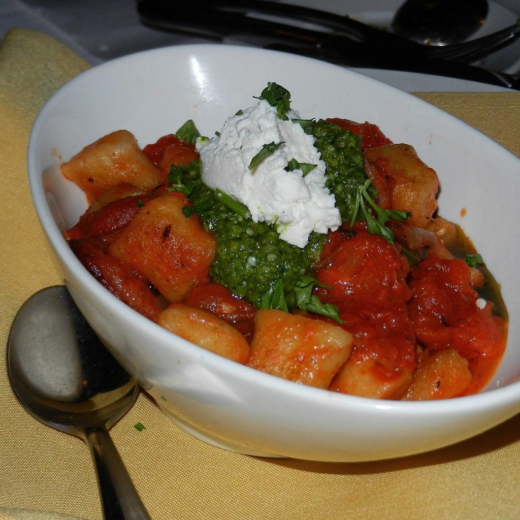 Gnocchi @ Tinderbox Kitchen