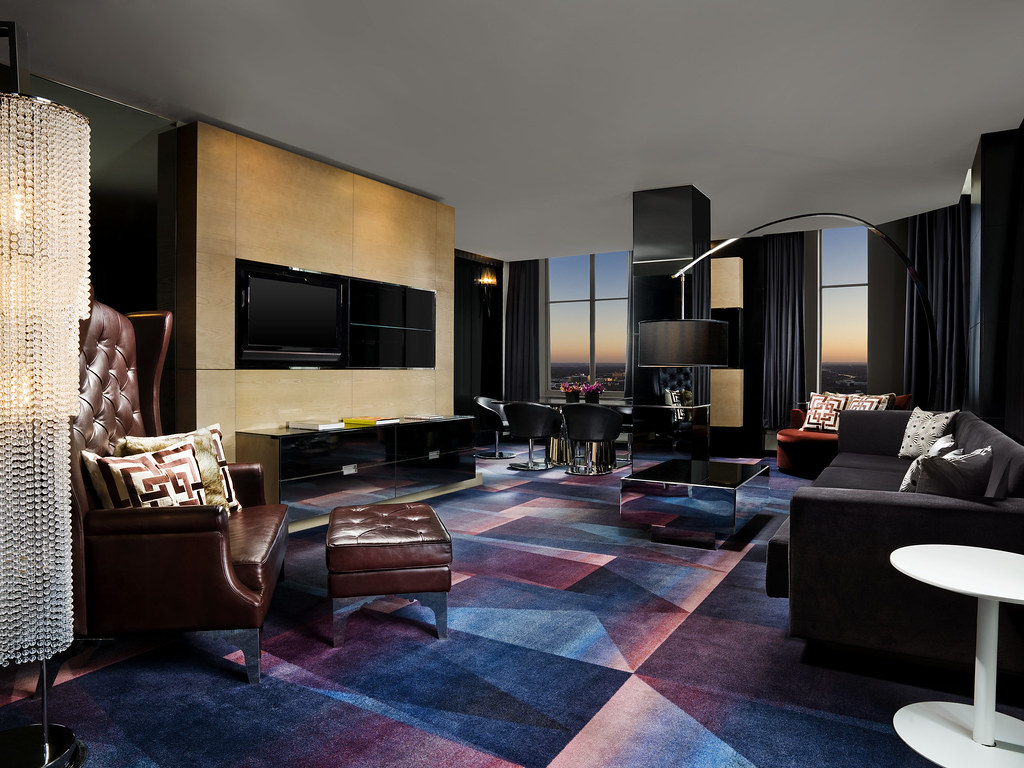 Flickr & W Minneapolis - The Foshay\u2014Extreme WOW Suite - Living Room\u2026 | Flickr