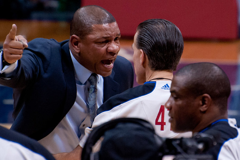 Doc Rivers | Boston Celtics | Boston Celtics coach Doc River… | Flickr