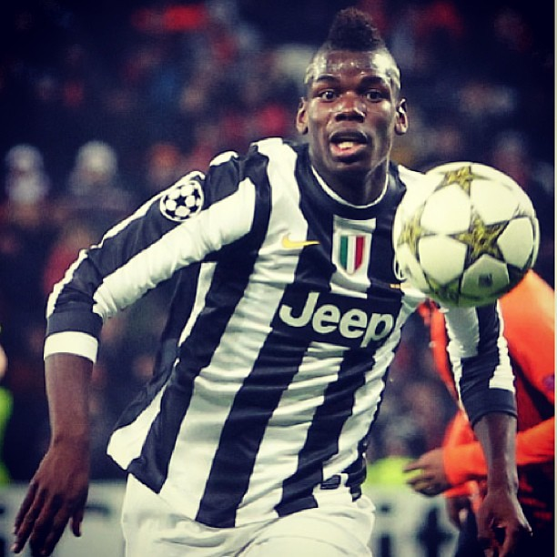 """Paul Pogba called """"Il Polpo"""" is going to give me a heartat… 