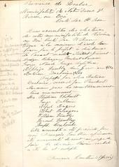 Maires de la Municipalité depuis sa fondation