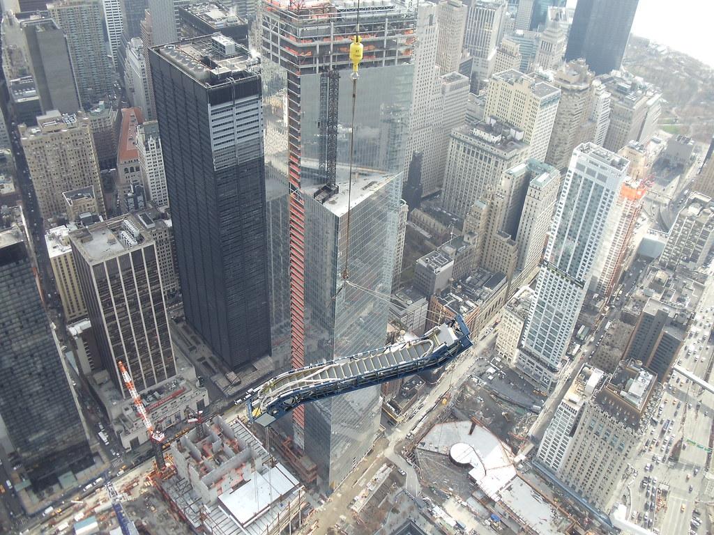 ThyssenKrupp Elevator - One World Trade Center Escalator H