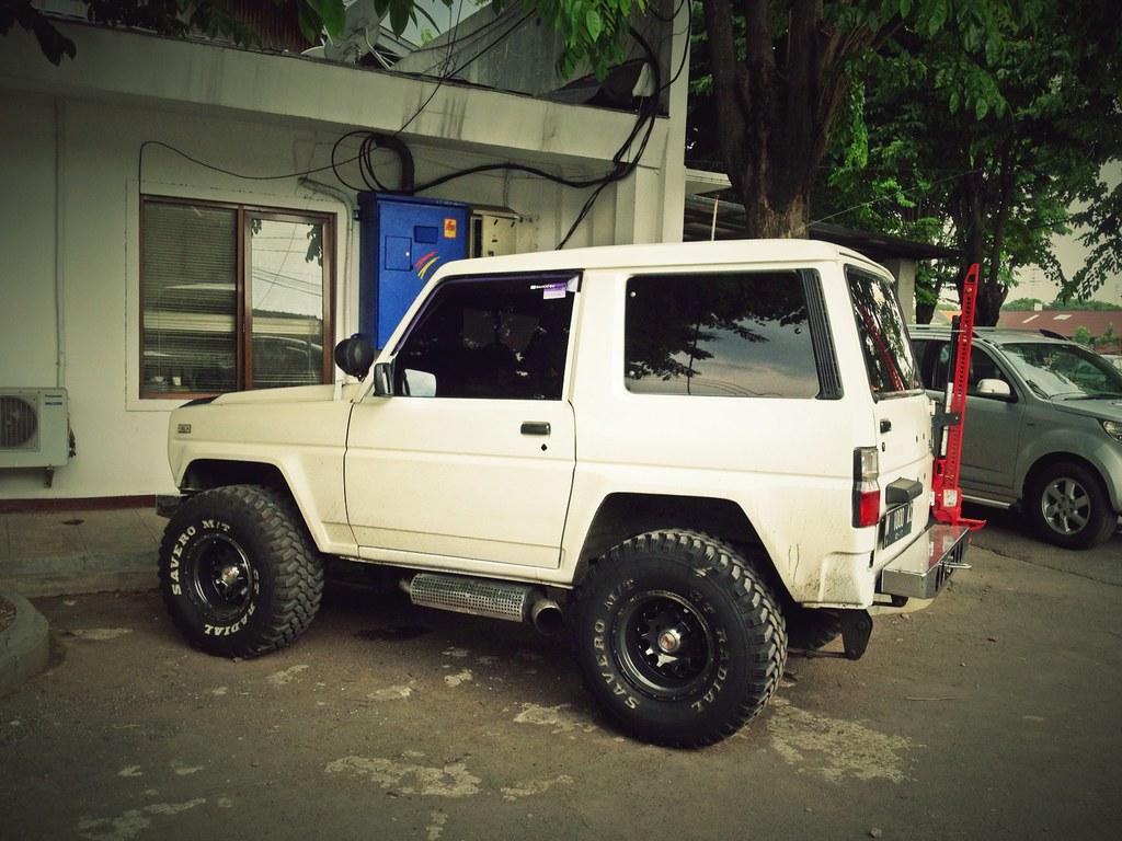 Daihatsu Rocky 4x4 Taft Rocky