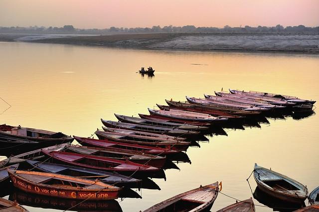 Varanasi Sunrise - India