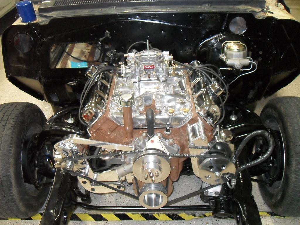 65 Olds 442   1965 Oldsmobile 442 Engine Restoration