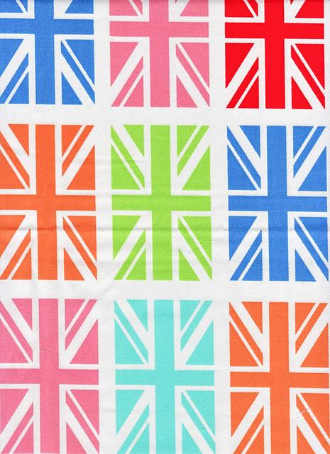 union flag tea towel