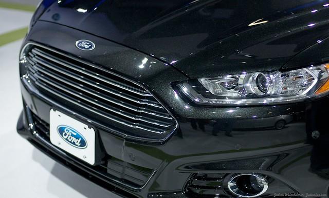 2013 Washington Auto Show - Upper Concourse - Ford 18