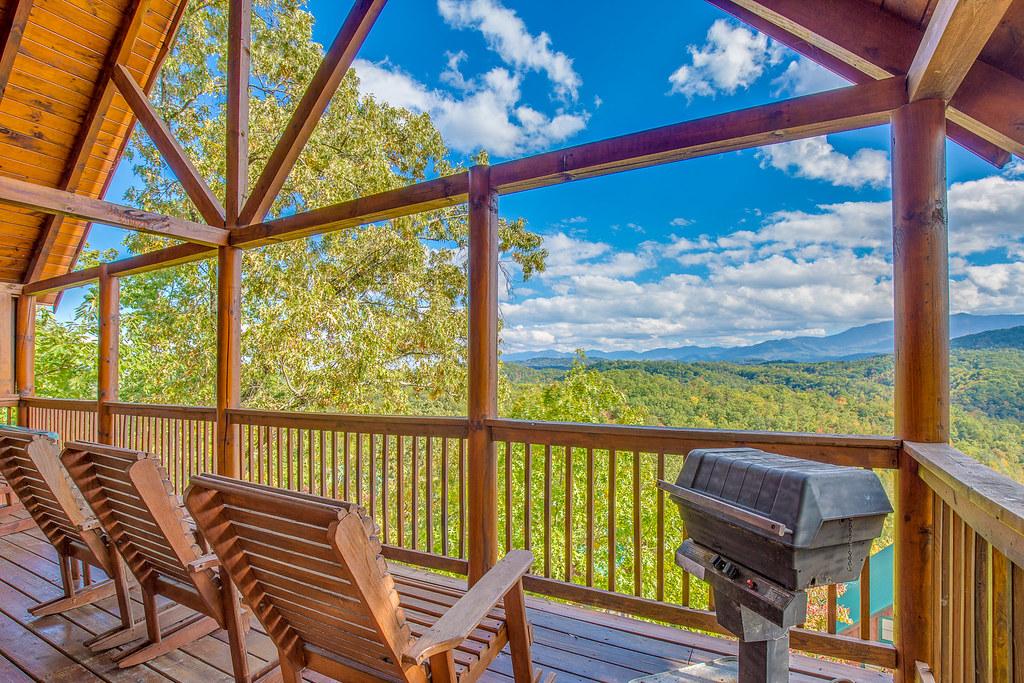 Incredible Views at Pigeon Forge Cabin Rental