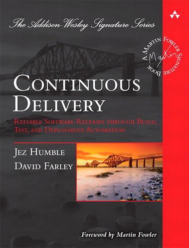 Continuous delivery, par Jez Humble & David Farley