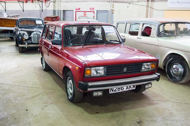 Lada Riva 1.5E Estate - 1995