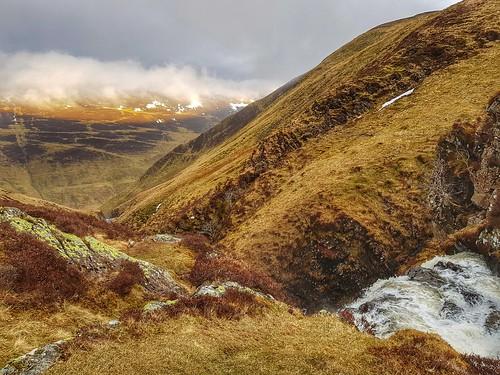 sliderssunday greymarestailwaterfall southernuplands scotland