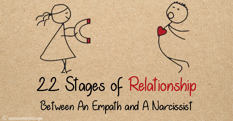 22 Stages That Occur In A Relationship Between An Empath A… | Flickr
