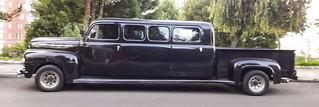 50's F100 limo