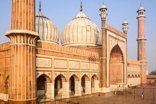 The Jama Masjid | Old Delhi, India | by t linn