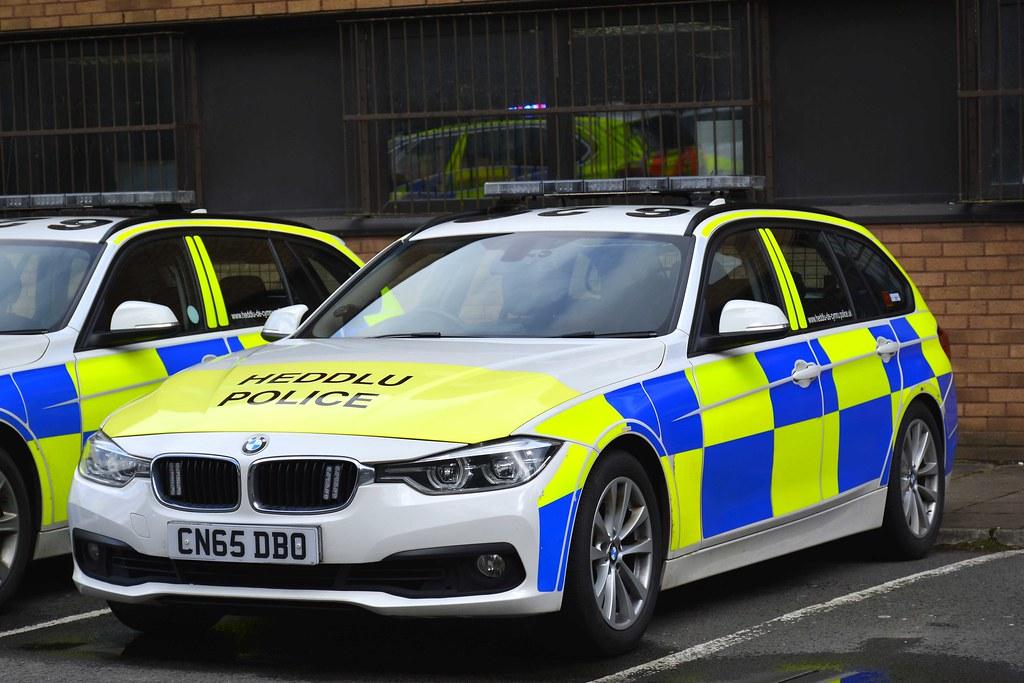 CN65 DBO | South Wales Police BMW 330d Touring Traffic car p