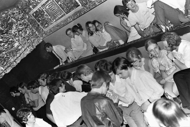 OK3 Club Okay II, Bottrop, Negativ-Scans, 1960er