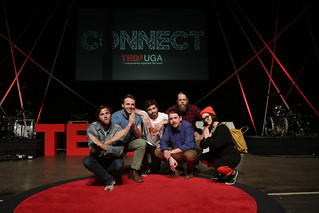 Family And Friends @ TEDxUGA 2018: Connect