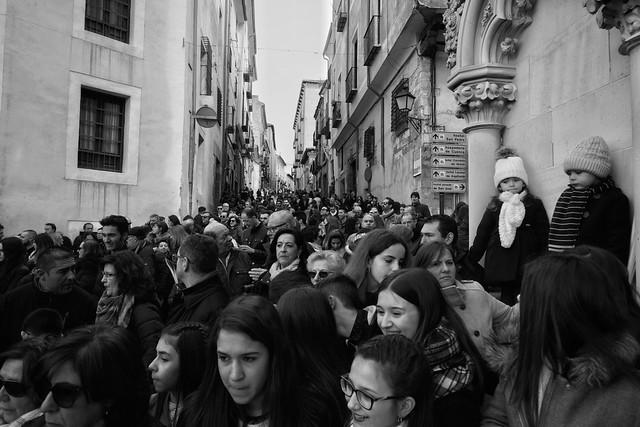 ESPAÑA Semana Santa in Cuenca, Domingo de Ramos, Palmsonntag 2018