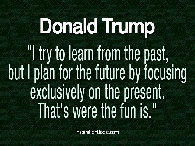 Citations Réussite Par Donald Trump Donald Trump Quotes