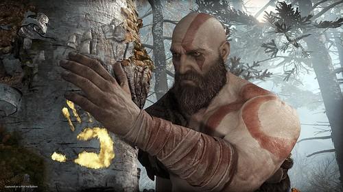 God of War   by PlayStation.Blog