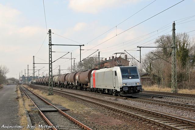 185 678-0 CTL Niederndodeleben 15.03.2018