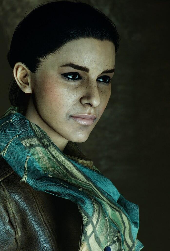 Assassin S Creed Origins Layla Irida Flickr