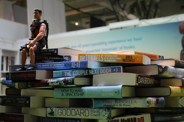 Books - London Book Fair 2018